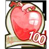 100 Hearts